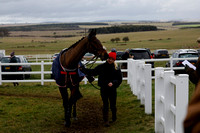 Race 4 The Dobson & Horrell Five-Year-Old & Over Royal Artillery Hunt Conditions Race 2019.01.26