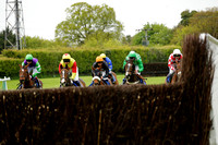 Race 2 The International Payments-First Past The Post Handicap Steeple Chase 2015.05.01