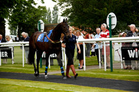 Race 1. The Westbourne Racing Club Primed for Ascot Handicap Hurdle Race Div I 2016.06.07
