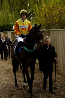 Race 6 The Always a Chance Handicap Hurdle Race 2014.04.11