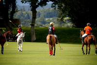 Cowdray Vikings v Red Tigers in a September 4 Goal Park House Cup Polo Match 2017.09.09